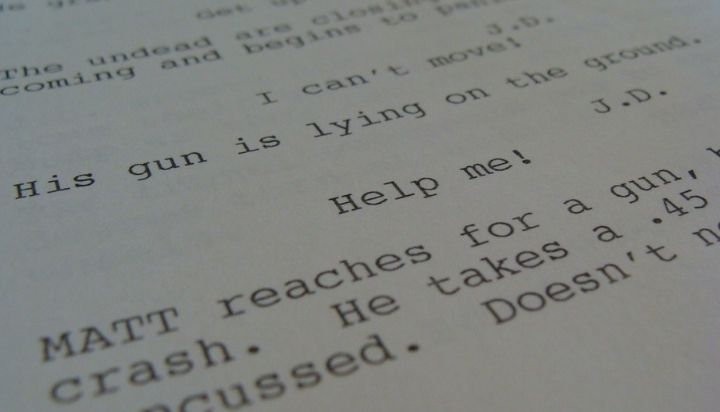 Feature Film Writing