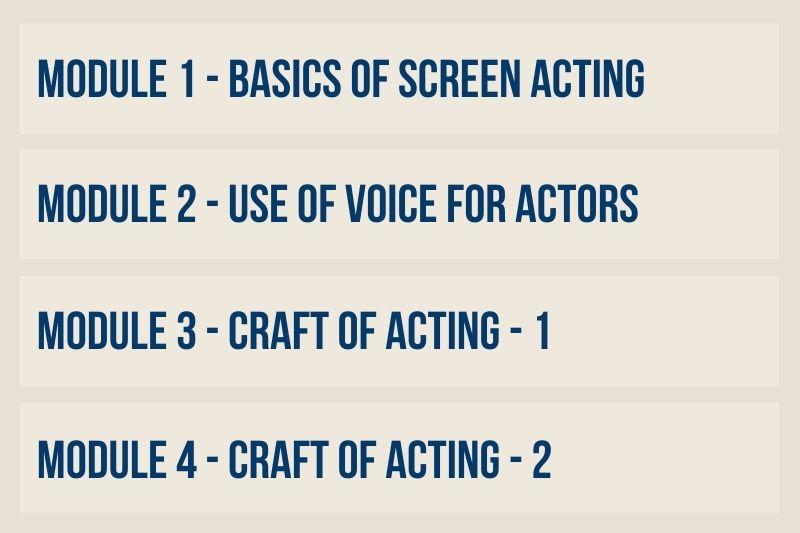 Acting Module
