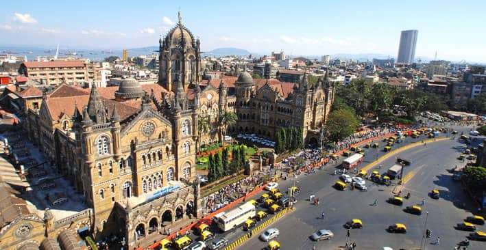 MumbaiCSTRailwayStation