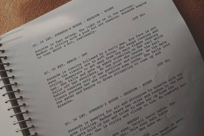 Workshop on Writing a Scene