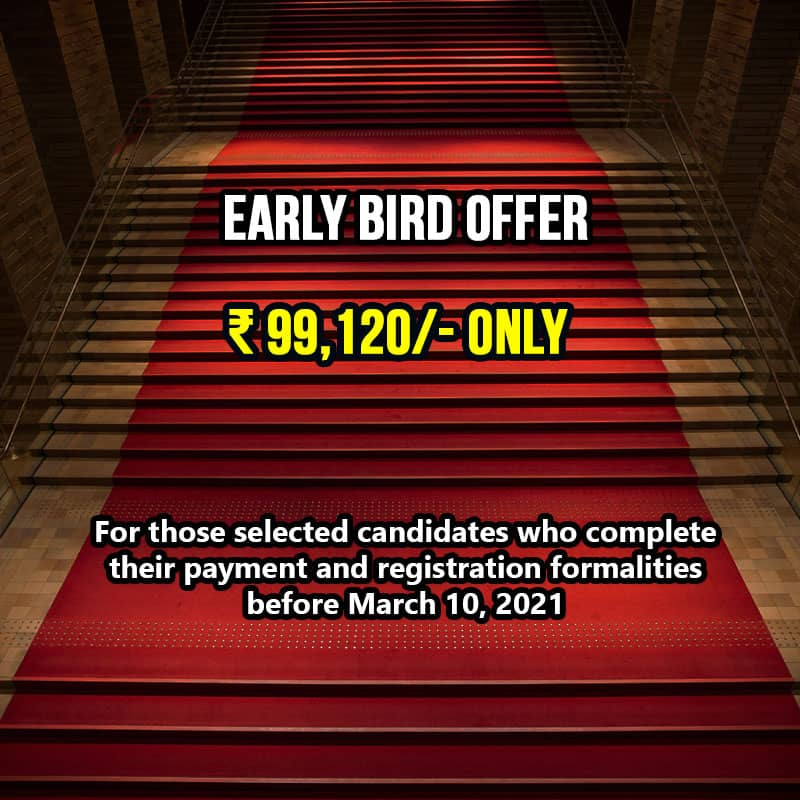 Feature Film Writing Early Bird Offer 1