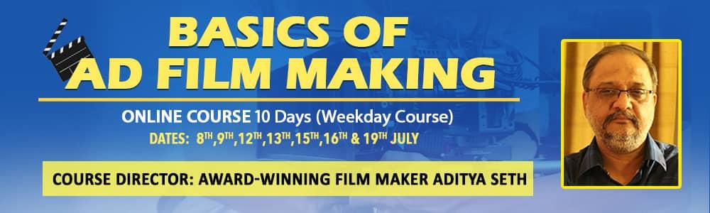 Ad Filmmaking Desktop Banner