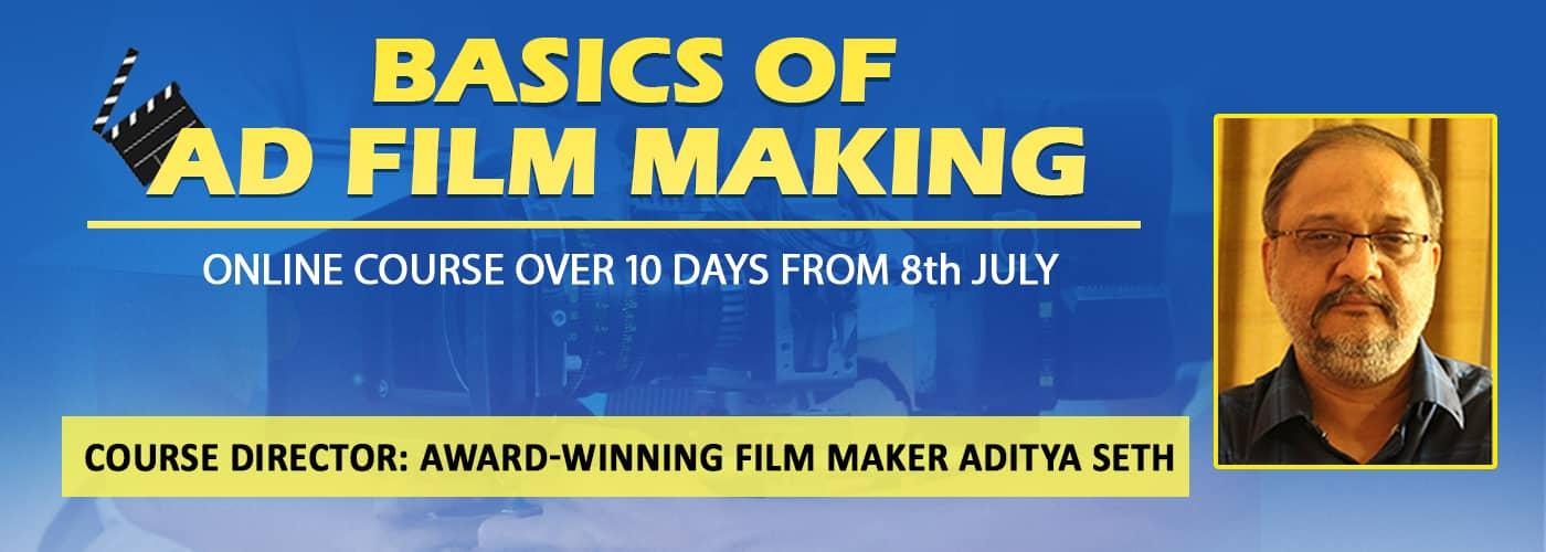 Ad Filmmaking Home Page Desktop Banner